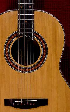 Kent Everett. Everett Guitars. 2009. Luthier Interview