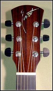 Everett Guitars - The Laurel